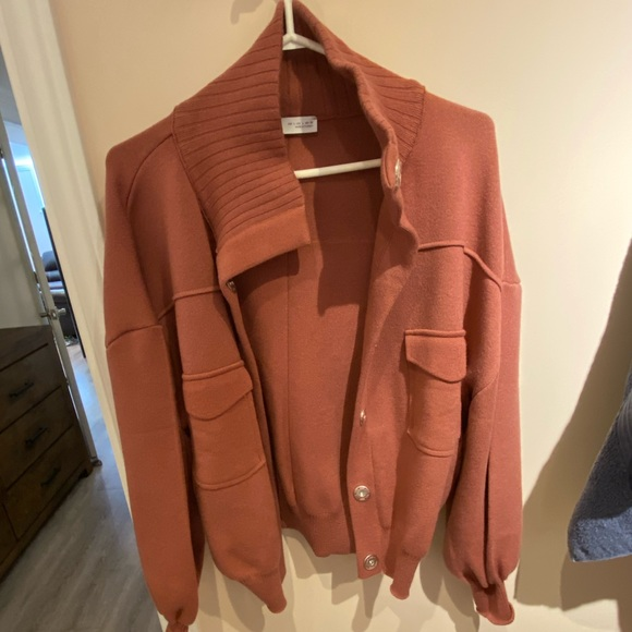 Zara Pink Sweater (L)